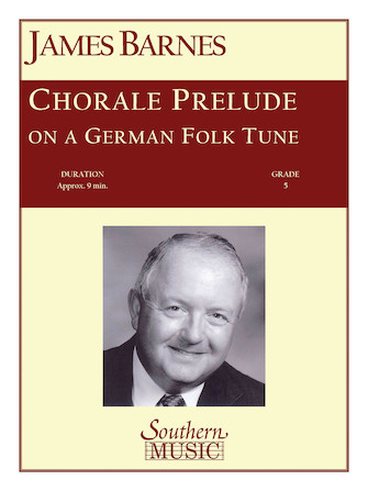 Product Cover for Chorale Prelude on A German Folk Tune
