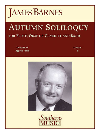 Product Cover for Autumn Soliloquy