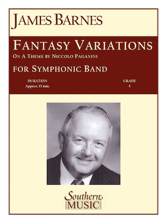 Product Cover for Fantasy Variations on a Theme of Paganini