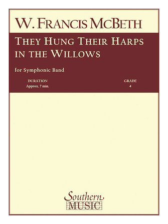 Product Cover for They Hung Their Harps in the Willows
