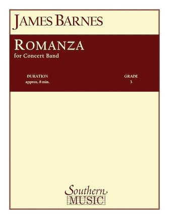 Product Cover for Romanza