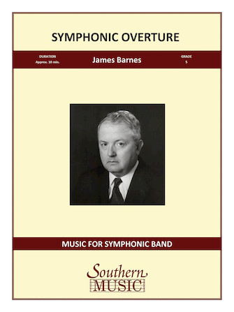 Product Cover for Symphonic Overture