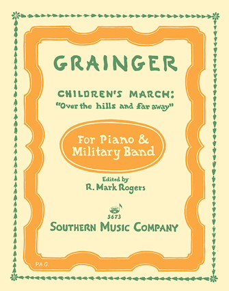 Product Cover for Children's March - Over the Hills and Far Away