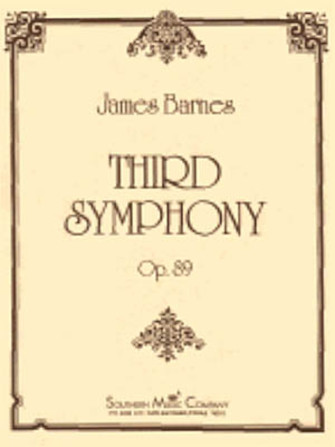 Product Cover for Third Symphony