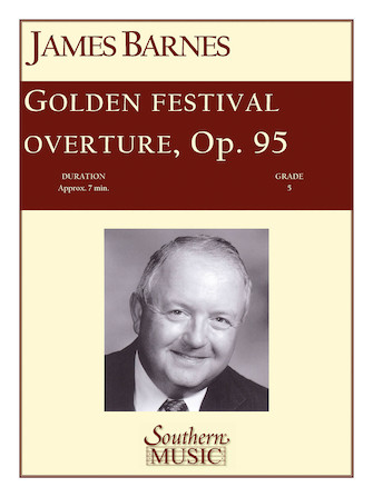 Product Cover for Golden Festival Overture