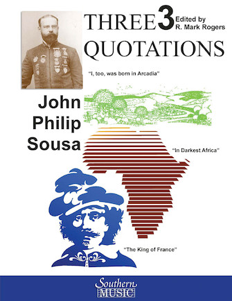 Product Cover for Three Quotations (Suite)