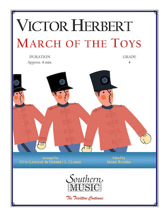 Product Cover for March of the Toys
