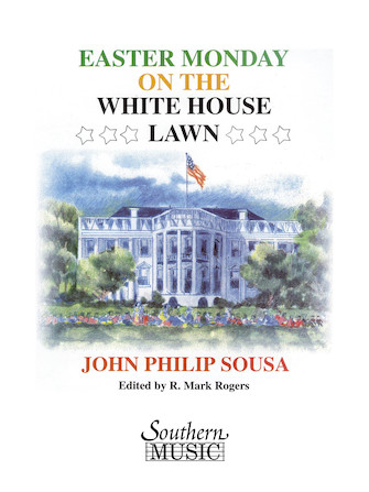 Product Cover for Easter Monday on the White House Lawn