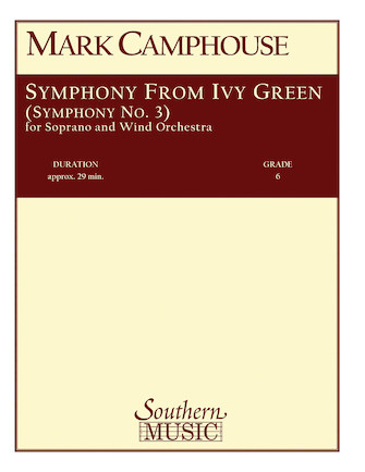 Product Cover for Symphony from Ivy Green (Symphony No. 3)