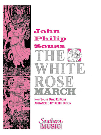 Product Cover for The White Rose March