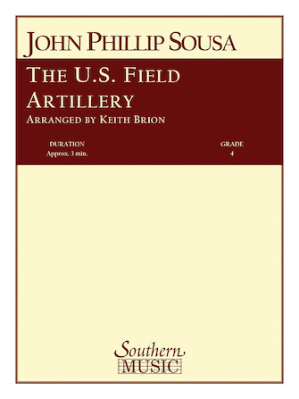 Product Cover for The U.S. Field Artillery