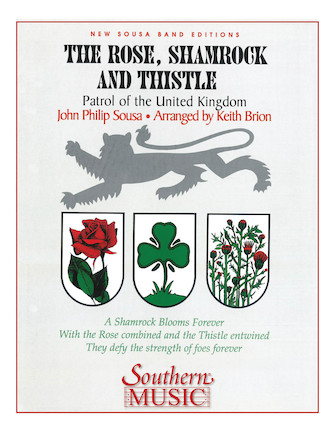 Product Cover for The Rose, Shamrock & Thistle