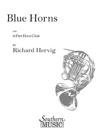 Product Cover for Blue Horns for Horn Choir