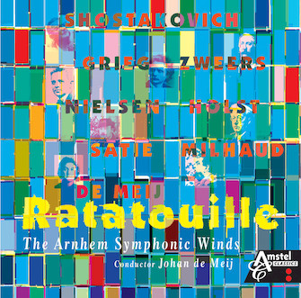Product Cover for Ratatouille CD