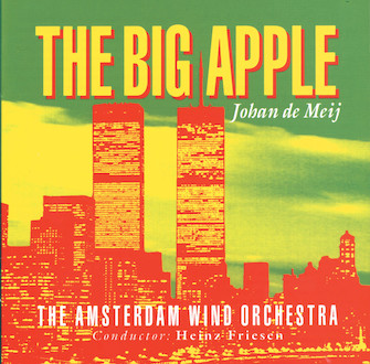 Product Cover for The Big Apple (A New York Symphony)(Symphony No. 2)
