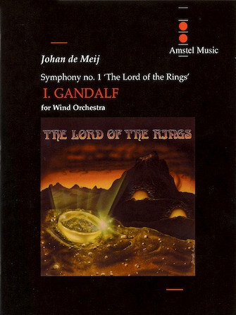 Product Cover for Lord of the Rings, The (Symphony No. 1) – Gandalf – Mvt. I