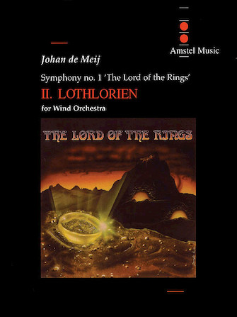 Product Cover for Lord of the Rings, The (Symphony No. 1) – Lothlorien – Mvt. II