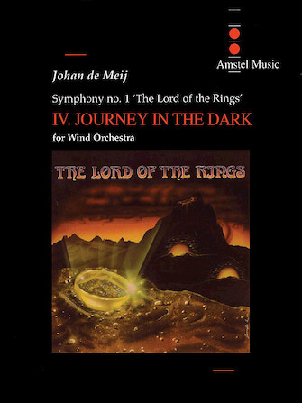 Product Cover for Lord of the Rings, The (Symphony No. 1) – Journey in the Dark – Mvt. IV