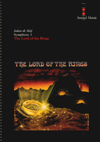 Product Cover for Lord of the Rings, The (Symphony No. 1) – Complete Edition