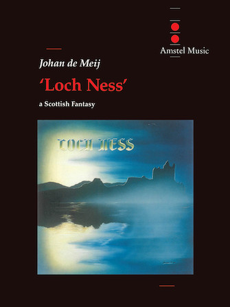 Product Cover for Loch Ness – A Scottish Fantasy