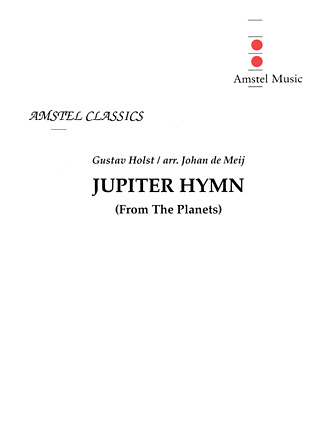 Product Cover for Jupiter Hymn (from The Planets)