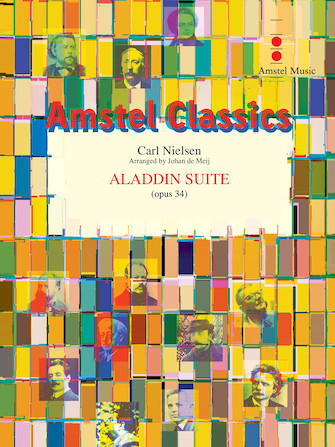 Product Cover for Aladdin Suite (opus 34)