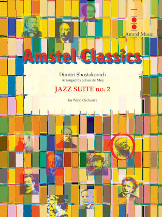 Product Cover for Jazz Suite No. 2 – Complete Edition (all 6 mvts.)