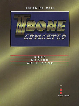 Product Cover for T-Bone Concerto