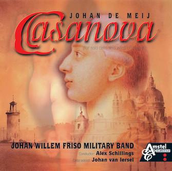 Product Cover for Casanova