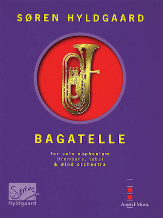 Product Cover for Bagatelle (for Euphonium & Wind Orchestra)