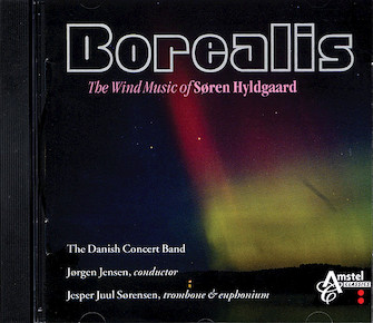 Product Cover for Borealis – The Wind Music of Soren Hyldgaard