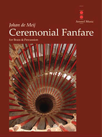 Product Cover for Ceremonial Fanfare for Brass and Percussion