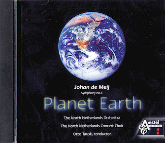 Product Cover for Symphony No. 3 – Planet Earth CD