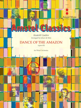 Product Cover for Dance of the Amazon