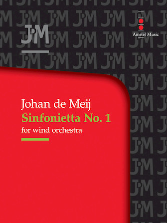 Product Cover for Sinfonietta No. 1 for Wind Orchestra