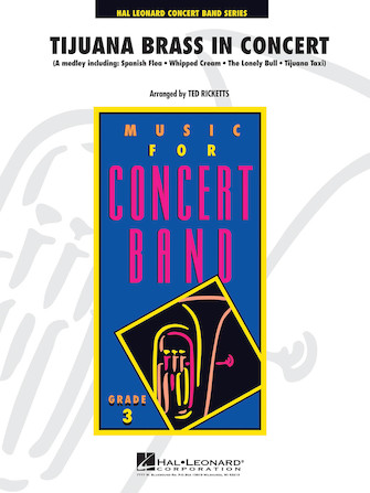 Product Cover for Tijuana Brass in Concert