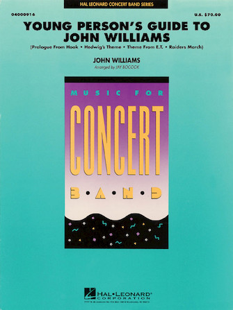 Product Cover for Young Person's Guide to John Williams