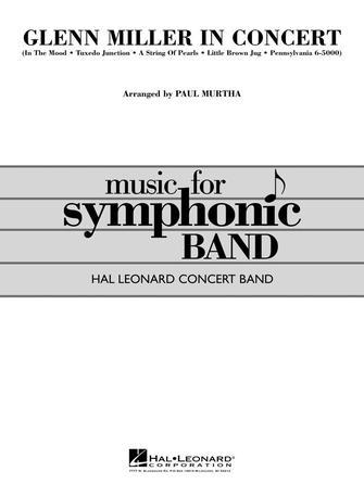 Product Cover for Glenn Miller in Concert