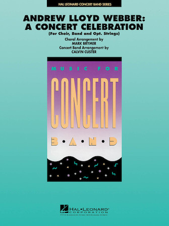 Product Cover for Andrew Lloyd Webber: A Concert Celebration (Medley)