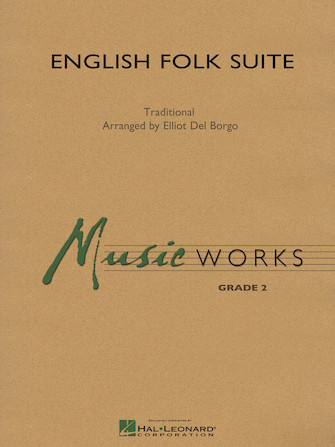 Product Cover for English Folk Suite
