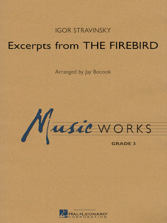 Product Cover for Excerpts from The Firebird
