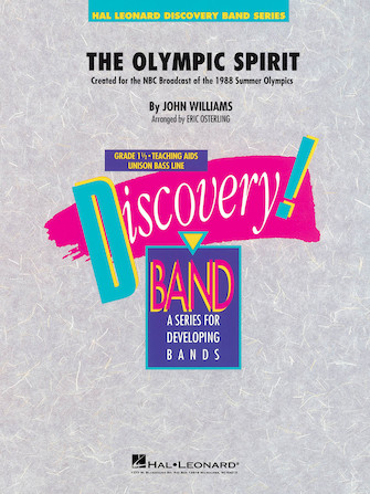 Product Cover for The Olympic Spirit