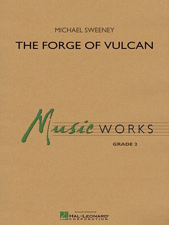 Product Cover for The Forge of Vulcan