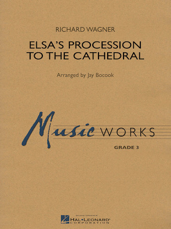 Product Cover for Elsa's Procession to the Cathedral
