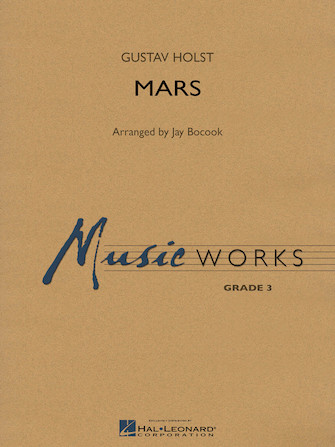 Product Cover for Mars (from The Planets)
