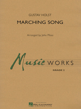 Product Cover for Marching Song
