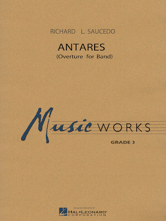 Product Cover for Antares (Overture for Band)