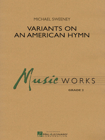 Product Cover for Variants on an American Hymn