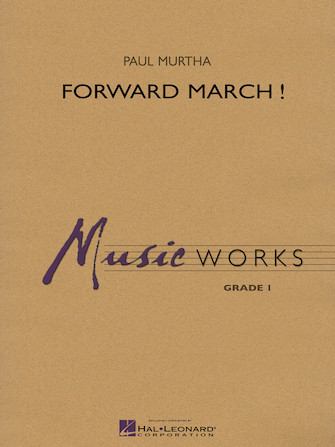 Product Cover for Forward March!