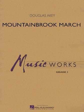 Product Cover for Mountainbrook March